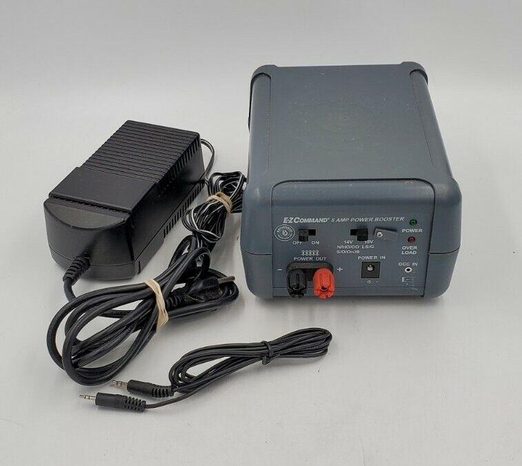 Bachmann 44910 HO, N, O & G 5 Amp Power Booster for DCC Model Railroads