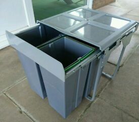 Innostor recycling kitchen pull out waste unit