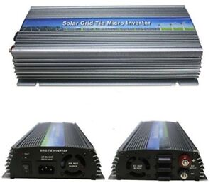 Solar Grid Connected Inverter 1000W