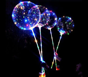 Luminous LED Balloons for PARTY!!!!