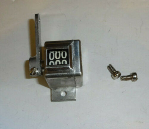 Veeder Manufacturing Co. Rotary Counter 3 Digit