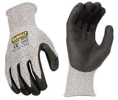 Dewalt En388 Cut5 Resistant Level 5 Protection Work Gloves Dpg805 Xl