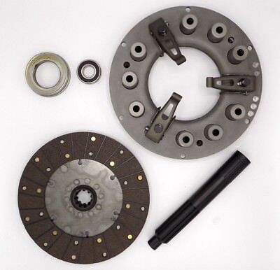 Minneapolis Moline Zb Zbe Zbn Zbu Tractor Clutch Kit W Alignment Tool