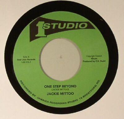 "MITTOO, Jackie/HORACE ANDY - One Step Beyond (remastered) - Vinyl (7"")"