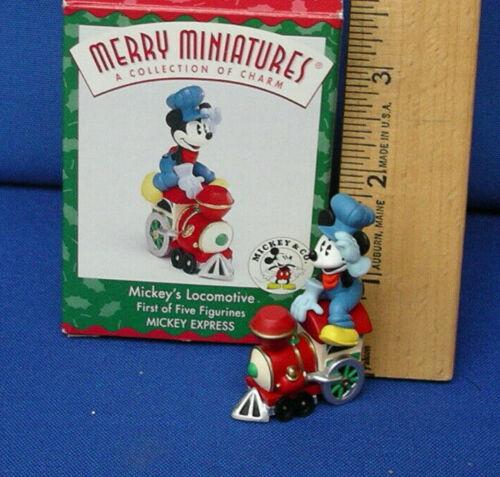 Hallmark Merry Miniatures ~ MICKEY