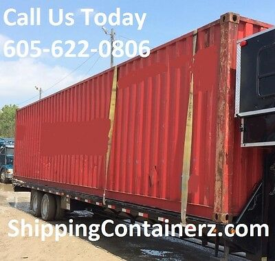 40ft Hc Shipping Container Storage Container In Atlanta Ga