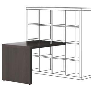 Ikea - bureau office desk - Kallax/Expedit - desk only.
