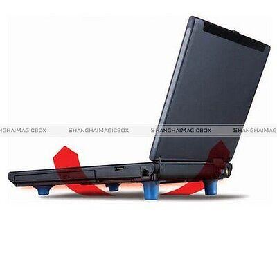 """Notebook Laptop Macbook Cooling Stand Cooler Foot Pad Leg Feet 14"""" 15"""" 15.6"""""""