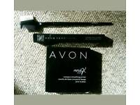 Avon Primer, Glimmerstick and Eyebrow Brush