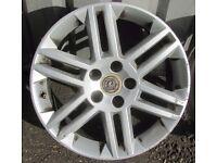 """Vauxhall 17"""" Alloy Wheels Full Set x 4"""