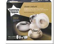 Tommee Tippee electric breast pump (£100 new)