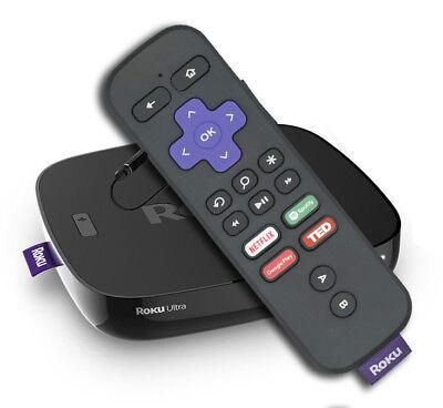 Roku Ultra Remote Control Original RC-GR4 Voice / Game / Headphone works 4640x