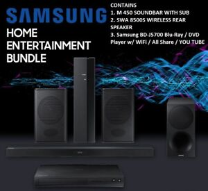 Samsung Home Theater Solution *ROCK BOTTOM PRICE*