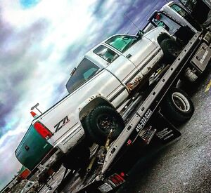 Looking for parts truck