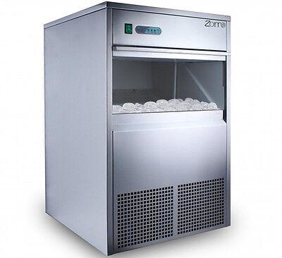 Eis Würfel Maschine Gastro Eiswürfelbereiter Eismaschine Ice maker  50 kg / 24 h