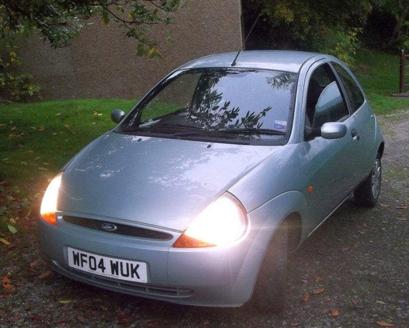 Yeovil Ford Ka K Miles Superb Engine Gbox All Works Great But Needs