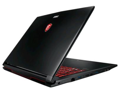 Msi GL72M 17.3 gaming laptop