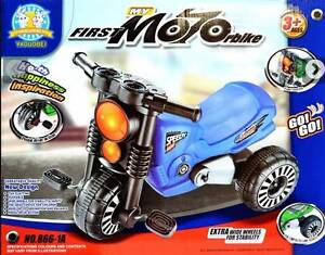 WowMar Pedal Powered Trike Toddler Tricycle Motorbike - 2 colors South Granville Parramatta Area Preview