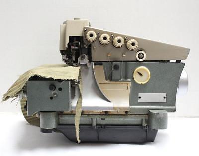 Rimoldi 327 2-n 4-thread Serger Mock Stitch Industrial Sewing Machine Head Only