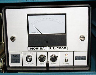 Horiba Pir-2000 Pir2000 Co2 Gas Analyzer