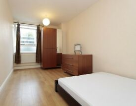 Close to Canary Wharf Big Double -Great Flat-2 available-Share with a Friend