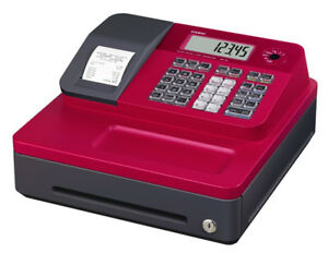Casio Cash Register Small Drawer Red SEG1S-R 4971850509776