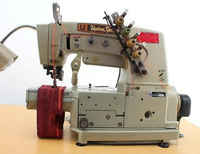 Union Special 34700 Kc 2-needle 316 Coverstitch Industrial Sewing Machine 220v