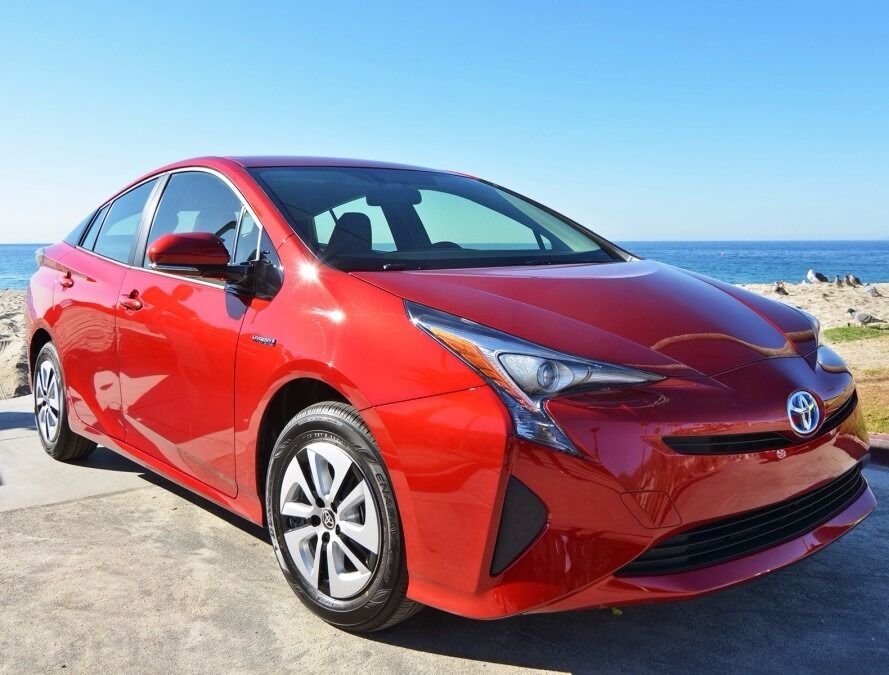 TOYOTA PRIUS 2012-2016 PCO CAR FOR RENT...No Deposit Required...!!