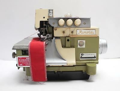 Rimoldi 527 Overlock Serger 3-thread Industrial Sewing Machine Italy Head Only