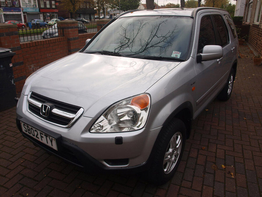 Honda crv petrol manual silver lady owner 1750 ono in for Manchester honda service
