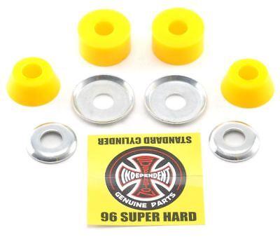 Independent Standard Cylinder Super Hard Skateboard truck bushings - 96a