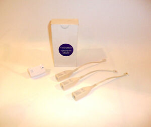 2Wire Single Line Phone DSL Filters LFT4-1PT, New Package of 3 +