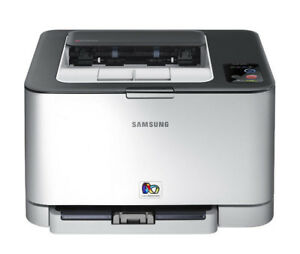 SAMSUNG CLP-320 COLOUR LASER PRINTER ( AS IS )
