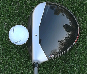 M4 taylormade golf driver with cover and wrench 9.5 degree stiff