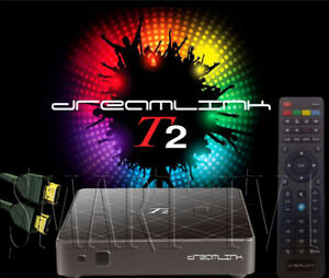 Dreamlink T2 4K UHD Quadcore WIFI Android 7 PVR recording