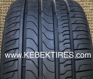 $600 4 PNEUS NEUF RUNFLAT 225/45R18 NEW TIRE INSTALLATION $80