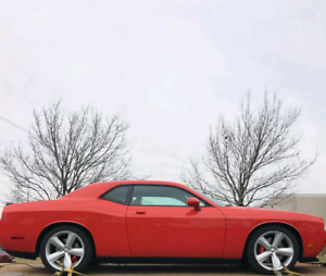 2008 Dodge Challenger SRT8 - numbered car!