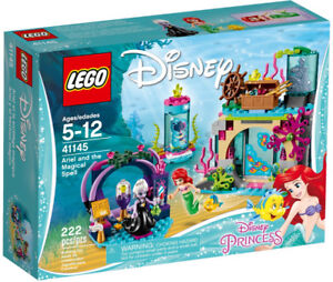 Lego Disney 41145 Ariel and the Magical Spell Neuf