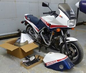 1984 Honda VF1000F Interceptor