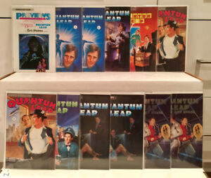 QUANTUM LEAP comic book collection 12 comics from #1-up NM/M