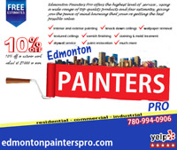 |Red Deer Painters Pro - Just Great Results, at great prices!