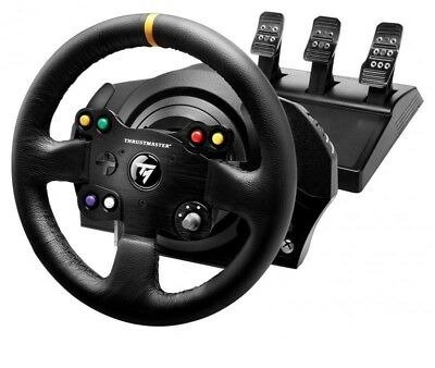 Thrustmaster TX Racing Wheel Leather Edition XBOX One & PC Genuine New Best