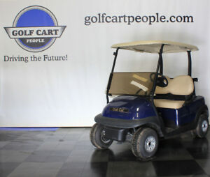2017 Club Car EFI Golf Cart