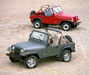 Jeep YJ wanted