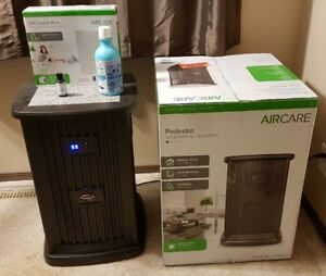Whole-House Evaporative Humidifier, Espresso, AIRCARE EP9 800