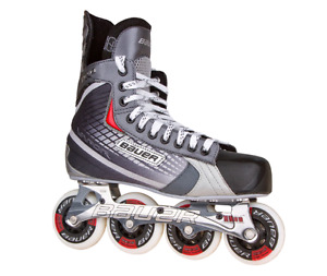 Bauer RX Glide Rollerblades( barely used) me