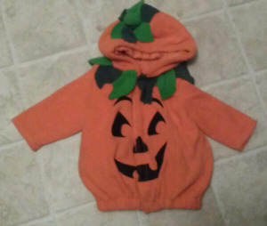 Infant Halloween costume 6 to 12 months