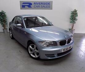 2009 BMW 1 Series 120d SE 2dr 2 door Coupe