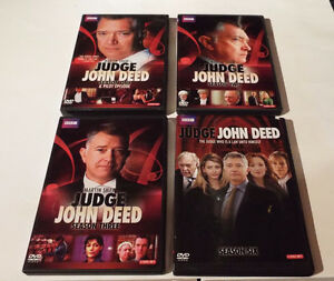 4 SEASONS OF BBC's JUDGE JOHN DEED