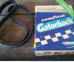 New timing belt for a 84-86 Toyota Celica or an 84-88 Cressida
